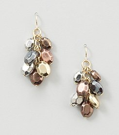 Studio Works® Multicolor Cluster Earrings