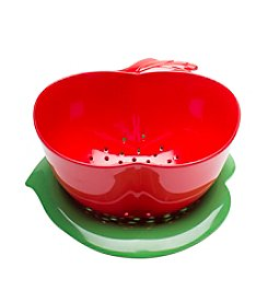 Zak Designs® Garden Series Apple Colander and Dew Bowl