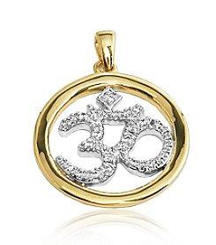 0.15 ct. t.w. Diamond Sterling Silver