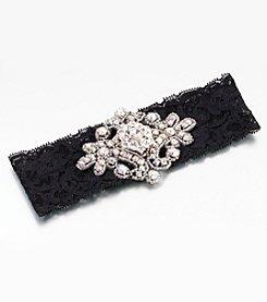 Lillian Rose® Jeweled Garter