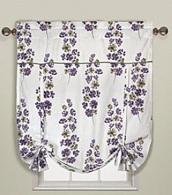 United Curtain Co. Chelsea Tie-Up Shade