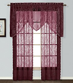 United Curtain Co. Windsor Window Treatment