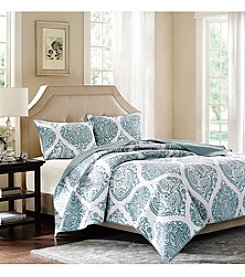 Harbor House® Ogee Paisley Coverlet
