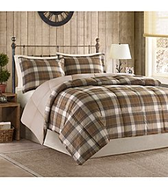 Woolrich® Lumberjack Down Alternative Reversible Comforter Set