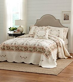 LivingQuarters Yasmina Bedspread Collection