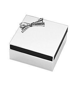 kate spade new york® Vienna Lane Black Keepsake Box