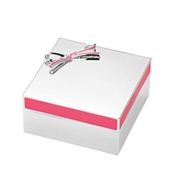 kate spade new york® Vienna Lane Pink Keepsake Box