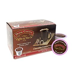 Door County Coffee & Tea Co. Chocolate Caramel Truffle 12-pk. Single Serve Cups
