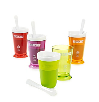 Zoku Slush and Shake Maker - Purple / Green
