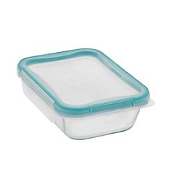 Snapware® 2-Cup Glass Rectangle Container With Total Solution Lid