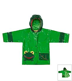 Kidorable™ Boys' Frog Raincoat