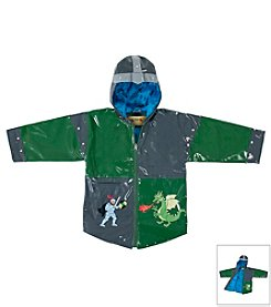 Kidorable™ Boys' 12M-7 Dragon Knight Raincoat