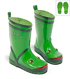 Kidorable™ Boys' Frog Rain Boots