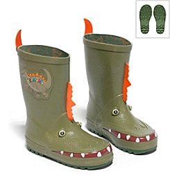 Kidorable™ Boys' Dinosaur Boots