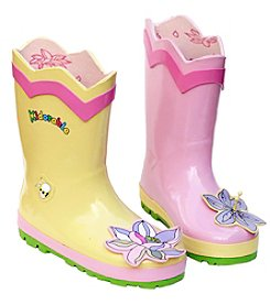 Kidorable™ Girls' Lotus Boots