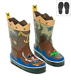 Kidorable™ Boys' Pirate Rain Boots