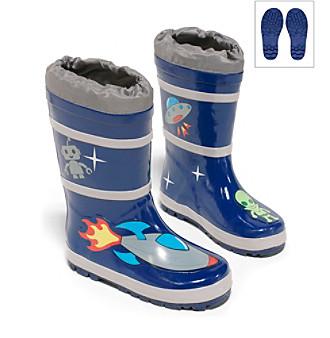 Kidorable™ Boys' Space Hero Rain Boots