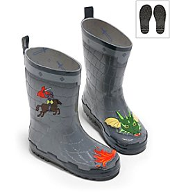Kidorable™ Boys' Dragon Knight Rain Boots