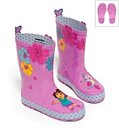Kidorable™ Girls' Dora Rain Boots
