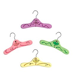 Kidorable™  4-pk. Dancers Hanger Set