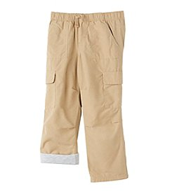 Mix & Match Boys 2T-7 Hammock Lined Cargo Play Pants