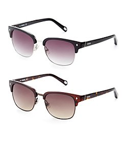 Fossil® Clubmaster Sunglasses