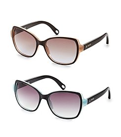 Fossil® Retro Square Sunglasses