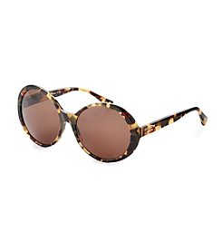 COACH SPOTTY TORTOISE PATTY SUNGLASSES