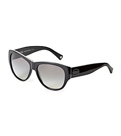 COACH BLACK HAYDEN SUNGLASSES
