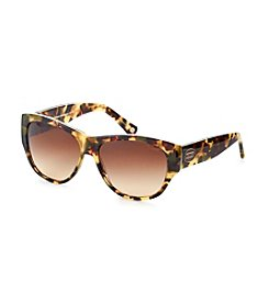 COACH SPOTTY TORTOISE HAYDEN SUNGLASSES