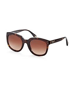 COACH DARK TORTOISE CASEY SUNGLASSES