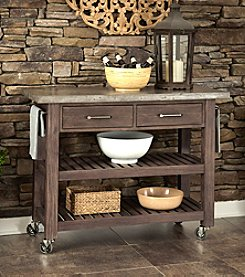 Home Styles® Concrete Chic Kitchen Cart