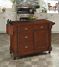 Home Styles® The Aspen Collection Kitchen Cart