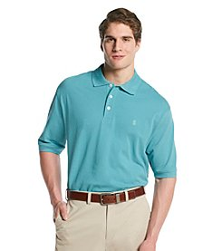 Izod® Men's Big & Tall Heritage Pique Polo Shirt