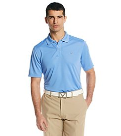Callaway® Men's Marine Blue Short Sleeve 'Razor' Polo Shirt