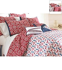 Colonial Home Textiles Nautical 8-pc. Comforter Set