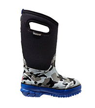 "Bogs® Boys' ""Classic Camo"" Waterproof Boots"