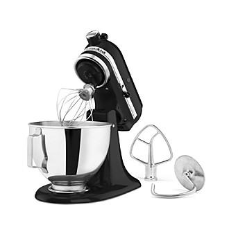 KitchenAid® 4.5-qt. Tilt-Head Onyx Black Stand Mixer
