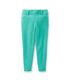 Carter's® Girls' 2T-6X French Terry Jeggings