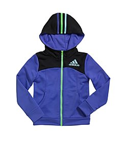adidas® Girls' 2T-6X Break Point Hoodie