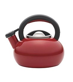 Circulon® 1.5-qt. Sunrise Red Teakettle