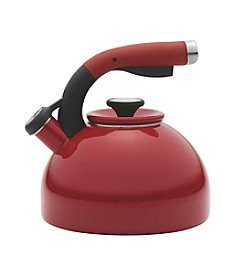 Circulon® 2-qt. Morning Bird Red Teakettle