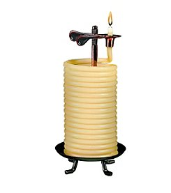 Candle by the Hour® 80 Hour Natural Citronella Vertical Candle