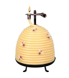 Candle by the Hour® Natural Beehive Candle