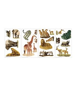 RoomMates Safari Peel & Stick Wall Decals
