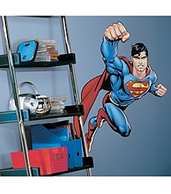 RoomMates DC Comics™ Superman: Day of Doom Peel & Stick Giant Wall Decal