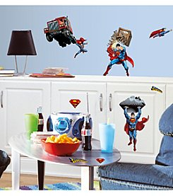 RoomMates DC™ Comics Superman: Day of Doom P&S Wall Decals