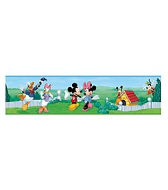 RoomMates Disney® Mickey and Friends P&S Border Decal