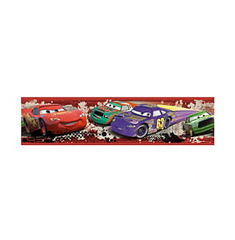 RoomMates Disney® Cars Piston Cup Racing P & S Border De