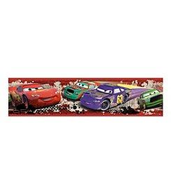 RoomMates Disney® Cars Piston Cup Racing P&S Border Decal